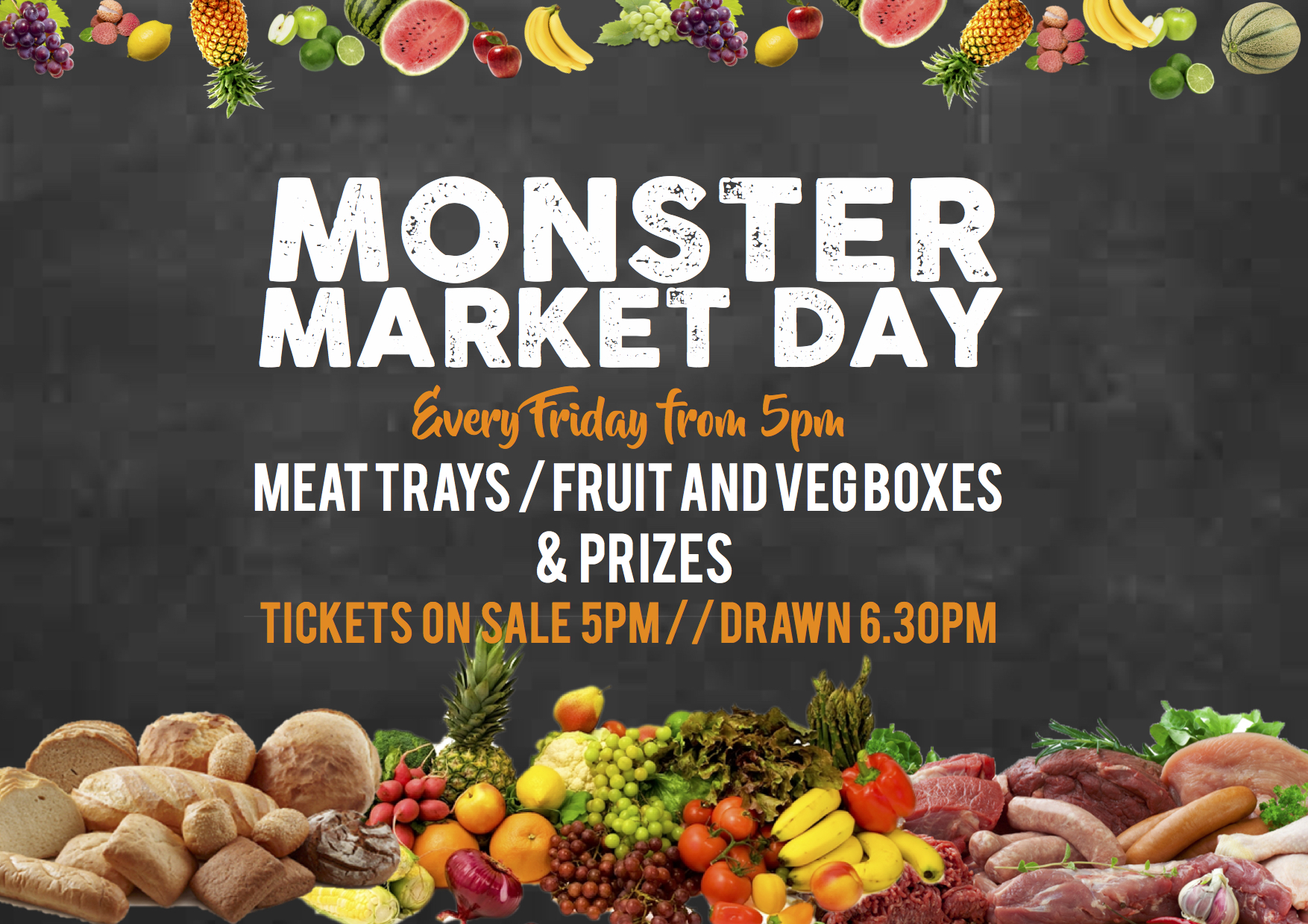 Monster Market Day