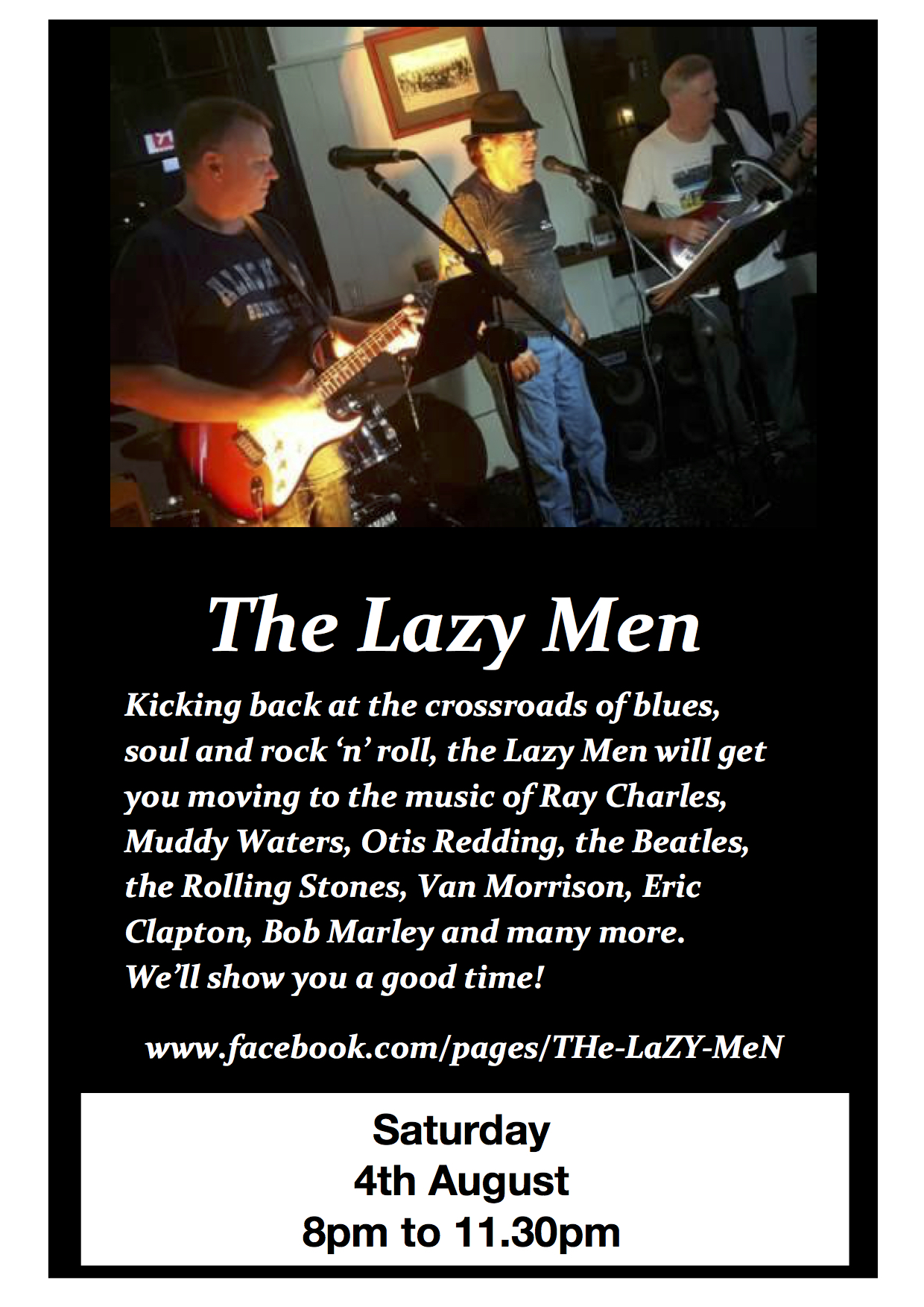 the lazymen