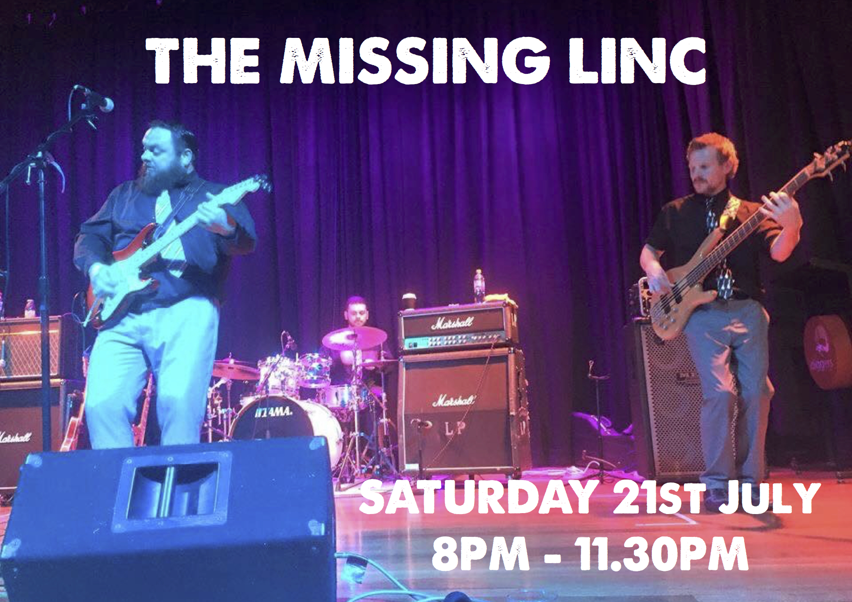 the missing linc july