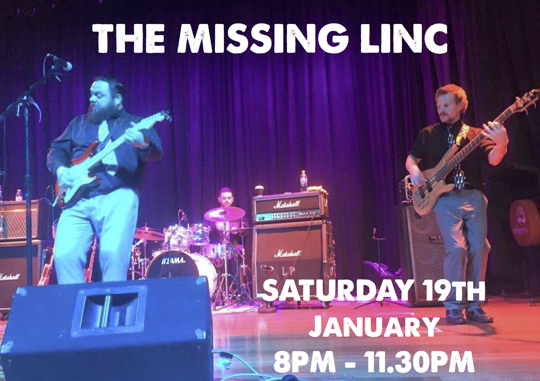 the missing linc jan 19th