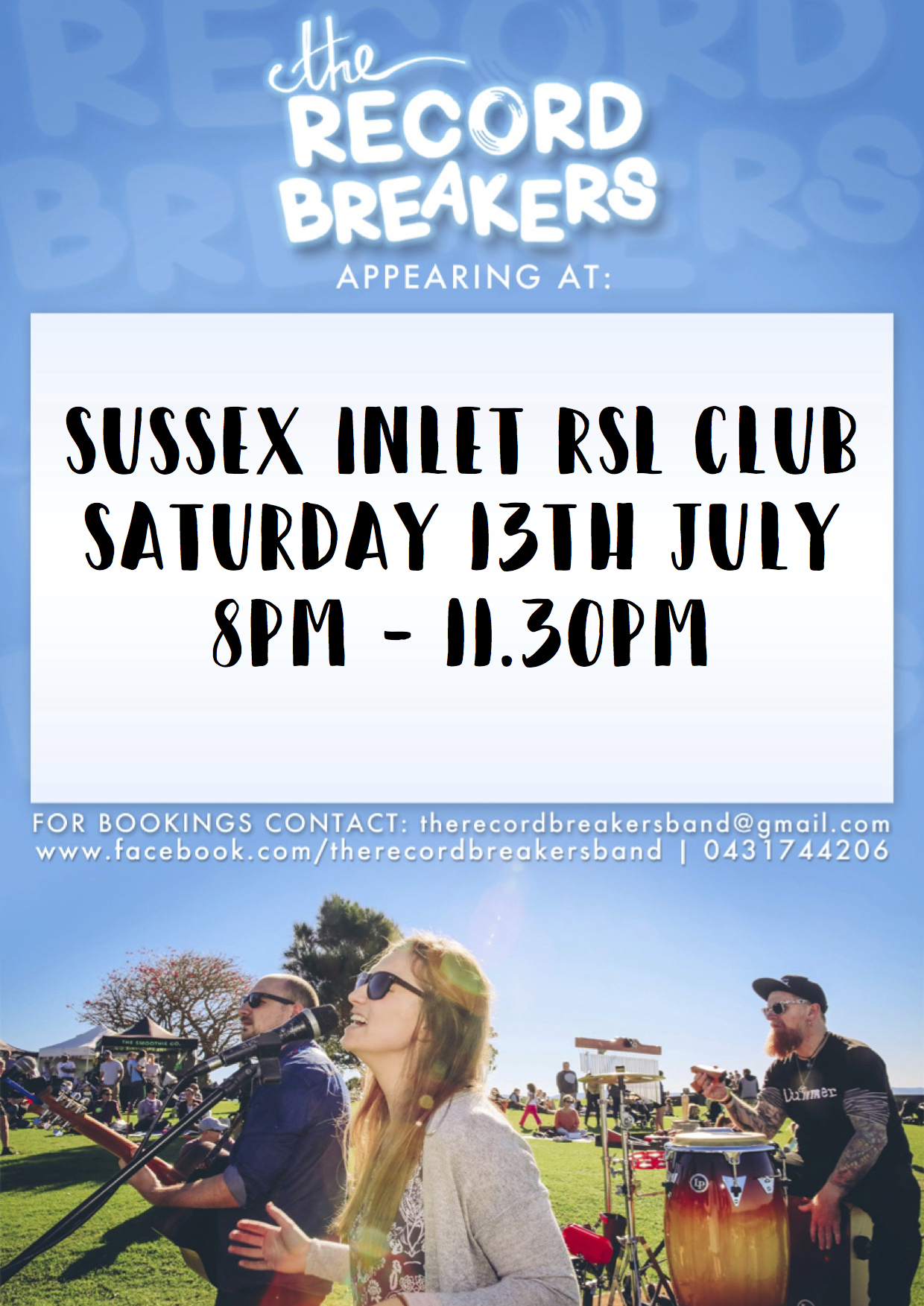 record breakers 13th july