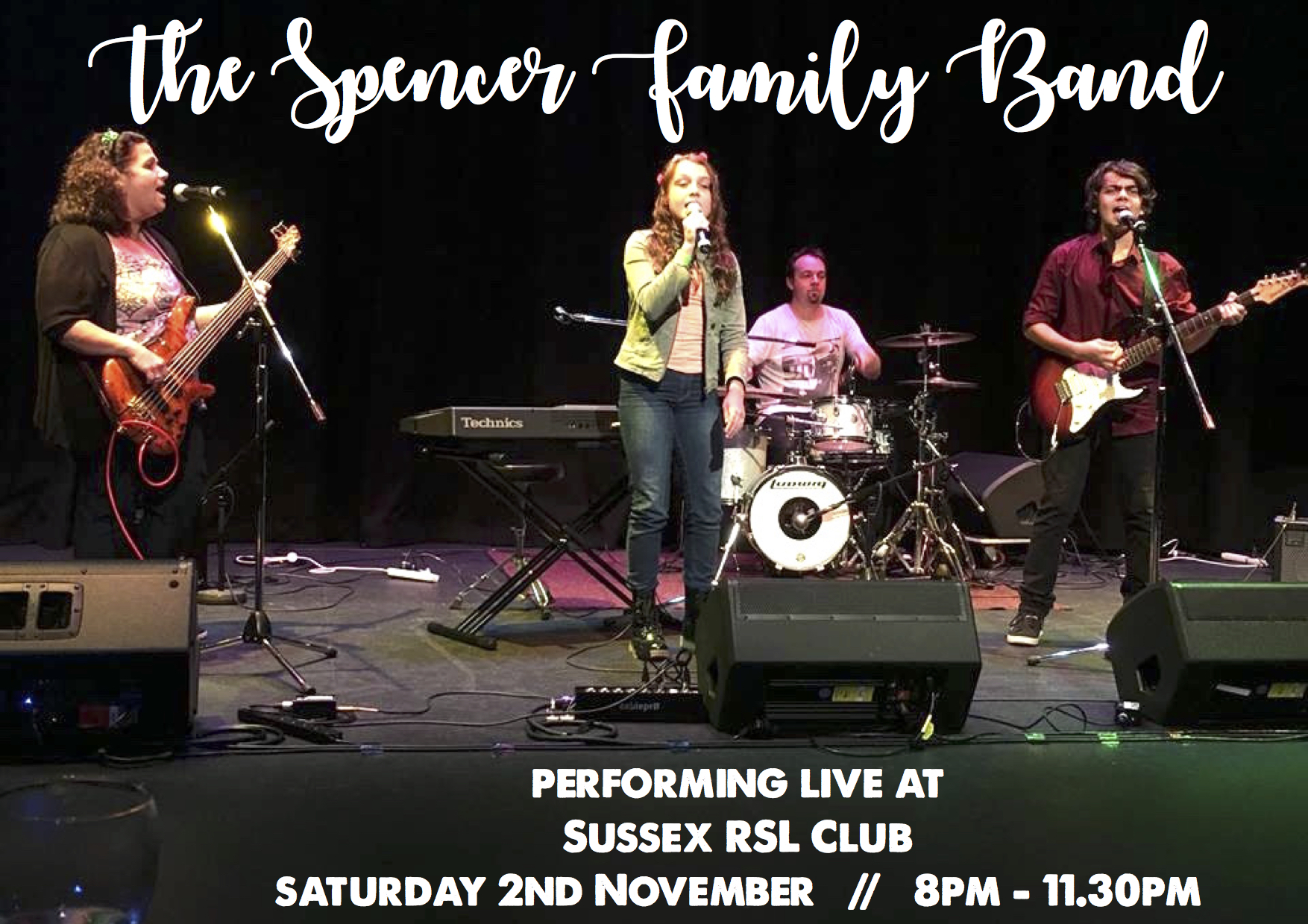 the spencer family band
